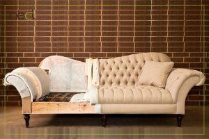 هزینه تعمیر مبل و آموزش تعمیرات مبل در منزل