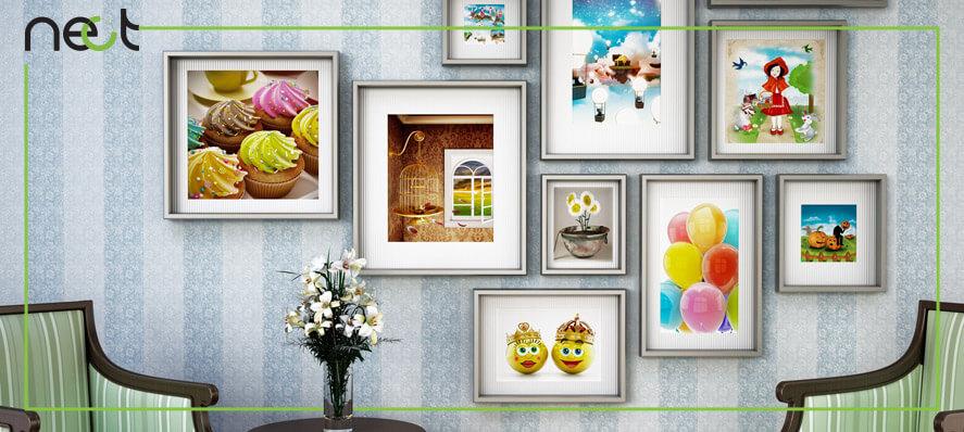 picture frame Interior decoration