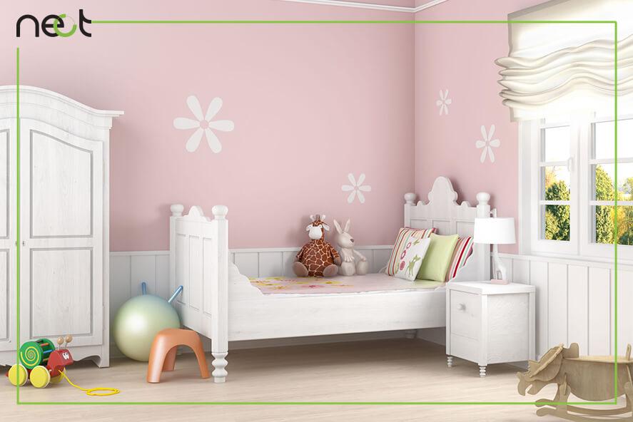 نقاشی اتاق کودکان