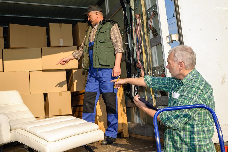 حمل اثاثیه منزل به شهرستان