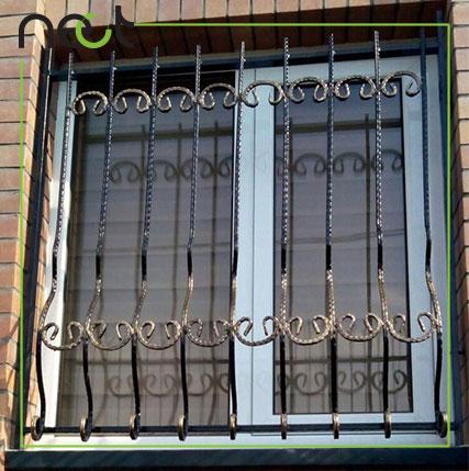 مدل حفاظ پنجره