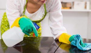 نکات مهم هنگام نظافت منزل توسط خود شخص