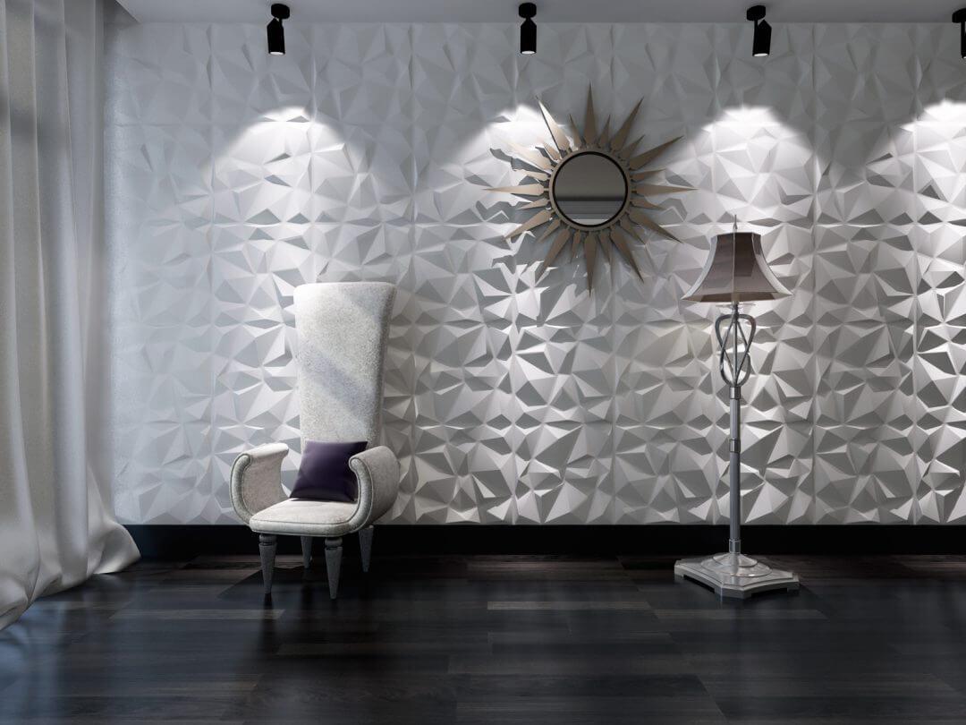 قیمت دیوارپوش های سه بعدی