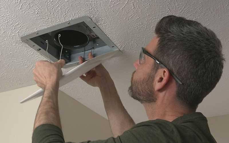 تعمیر هواکش آشپزخانه