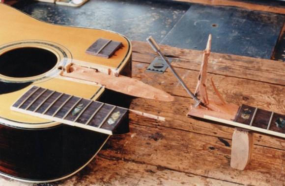 تعمیر گیتار کلاسیک