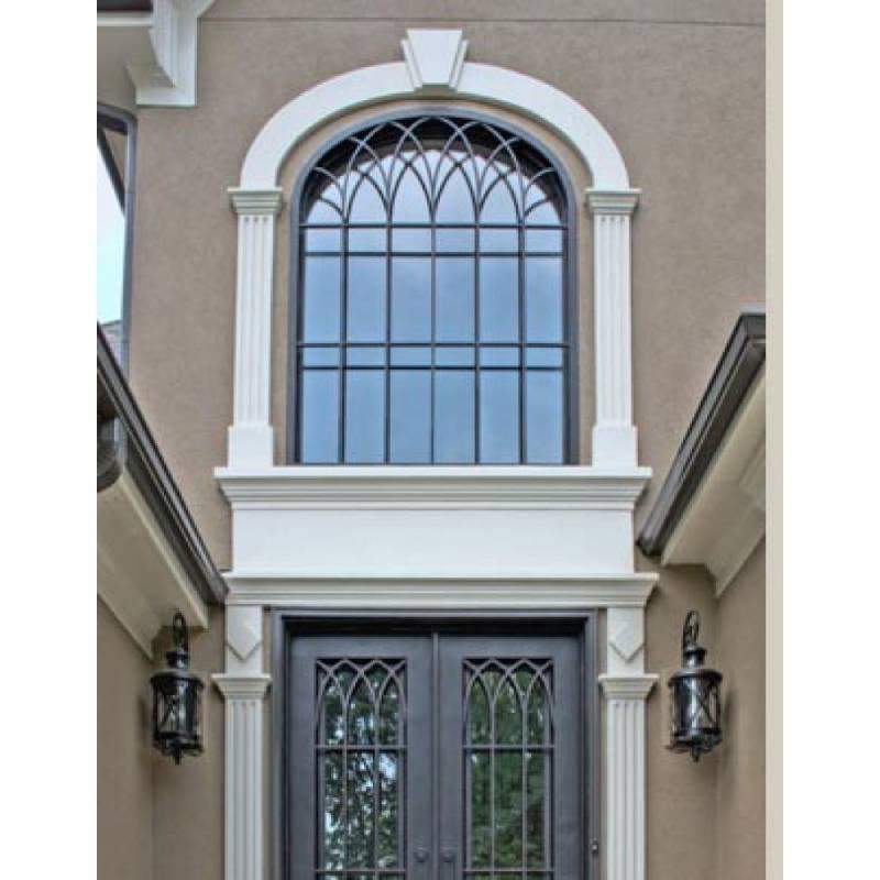 نحوه رنگ آمیزی درب و پنجره