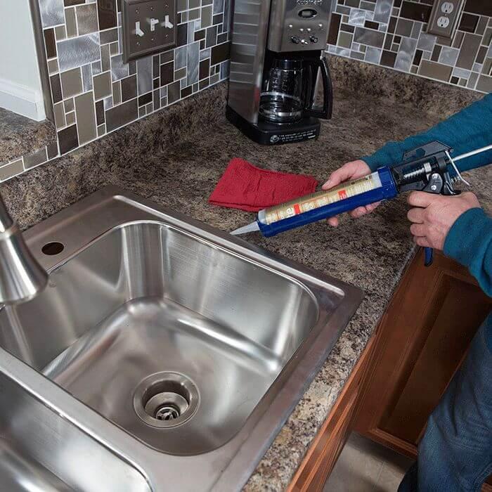 نصب سینک ظرفشویی استیل البرز