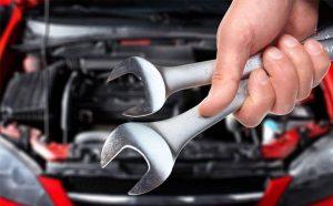 ابزار تعمیر باتری خودرو