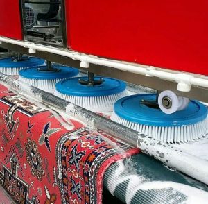 فرش شویی به روش مدرن