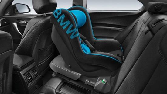 تعمیر روکش صندلی ماشین مخصوص کودک