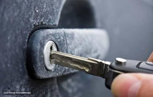 قفل درب پراید