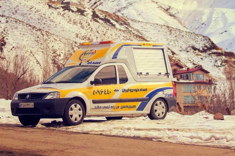 شماره تماس امداد ایران خودرو