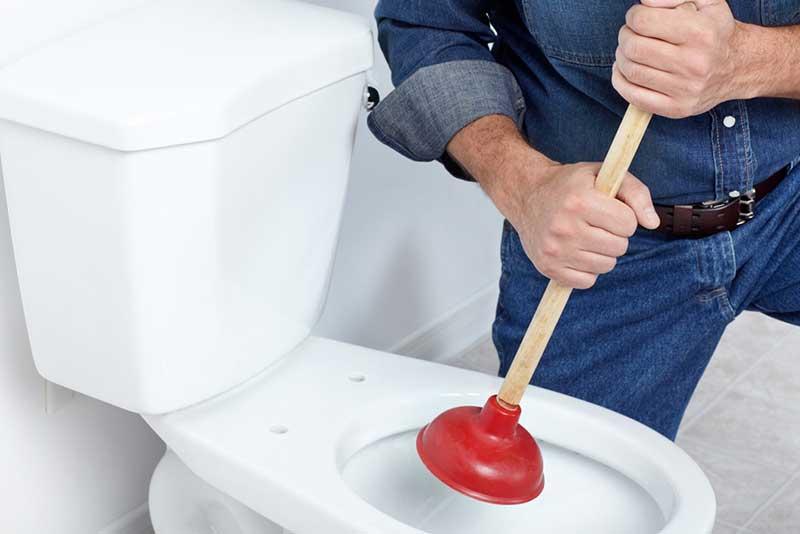 گرفتگی چاه دستشویی