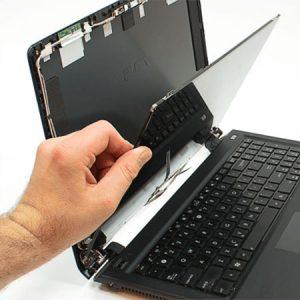 تعمیر لپ تاپ (ال سی دی)