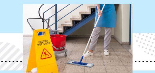 قیمت نظافت راه پله