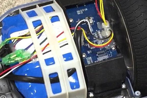 تعمیر باتری اسکوتر