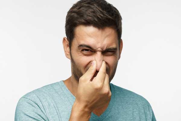 رفع بوی بد فاضلاب