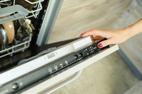 ریست ماشین ظرفشویی