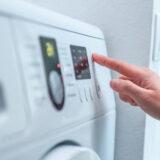 علت چشمک زدن چراغ ماشین لباسشویی