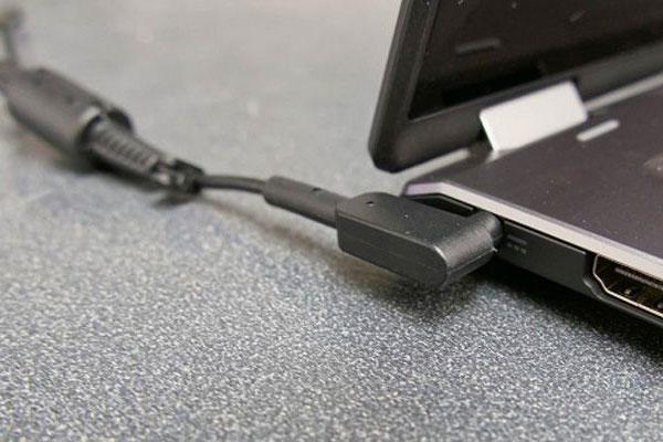 تعمیر شارژر لپ تاپ