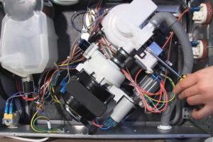 خرابی شیر برقی ماشین ظرفشویی