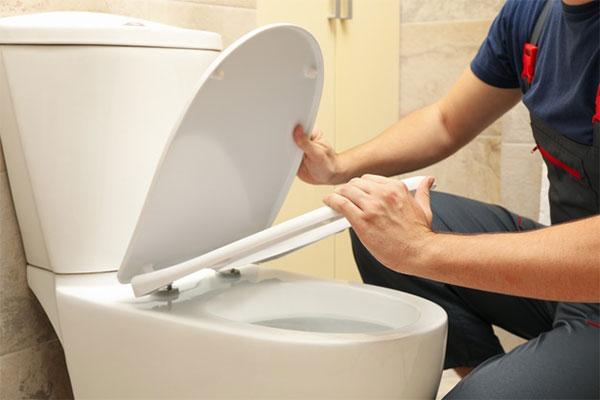 لوله بازکنی توالت فرنگی