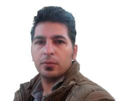 حامد مهدی لویی نقاش ساختمانی در استاده