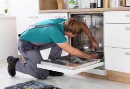 خدمات تعمیر ماشین ظرفشویی در استاده