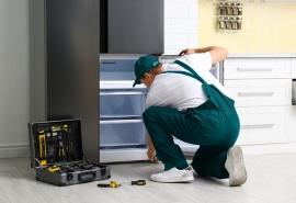 خدمات تعمیر یخچال در استاده