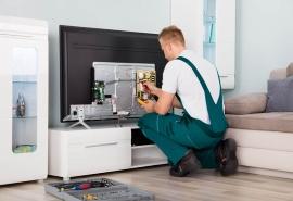 خدمات تعمیر تلویزیون در استاده