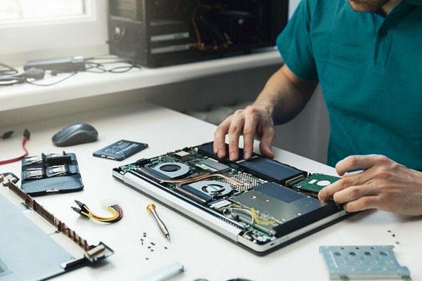 تعمیر لپ تاپ