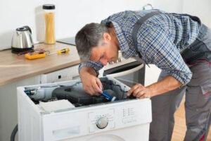 فیوز ماشین لباسشویی ال جی کجاست