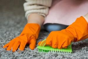 براق کردن فرش