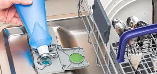 جایگزین قرص ماشین ظرفشویی