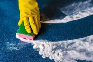 شستن فرش با شامپو فرش