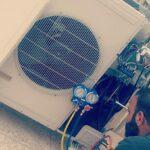 علی خزایی تعمیرکار کولر گازی در استاده