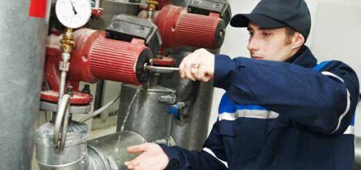 تعمیر پمپ موتورخانه