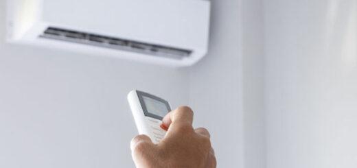 تنظیم درجه کولر گازی