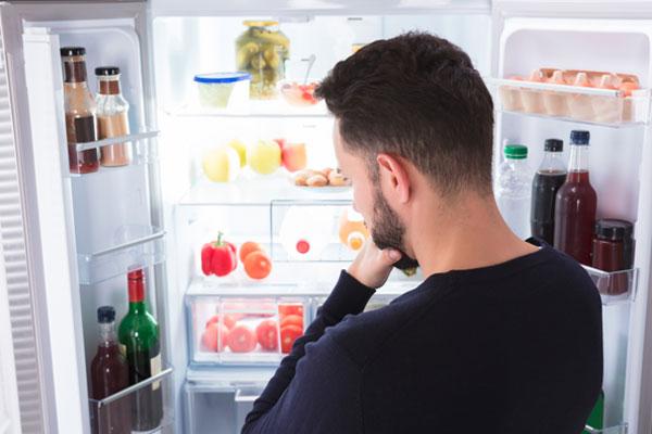 خنک نکردن یخچال