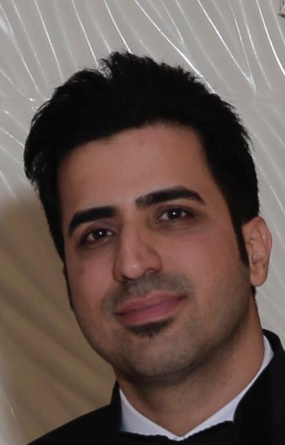 حامد ابوالحسنی تعمیرکار تردمیل در استاده