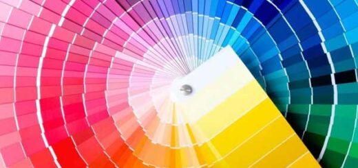 ترکیب رنگ های اصلی