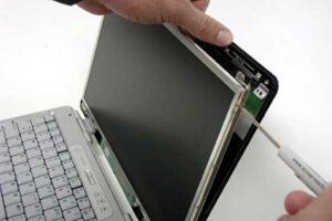 تعویض ال سی دی لپ تاپ لنوو