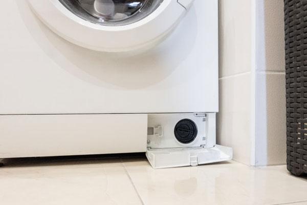 کار نکردن پمپ تخلیه ماشین لباسشویی