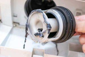 تعمیر پمپ تخلیه ماشین لباسشویی