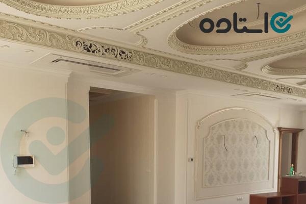 نمونه نقاشی ساختمان
