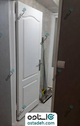 نمونه نقاشی درب سرویس بهداشتی